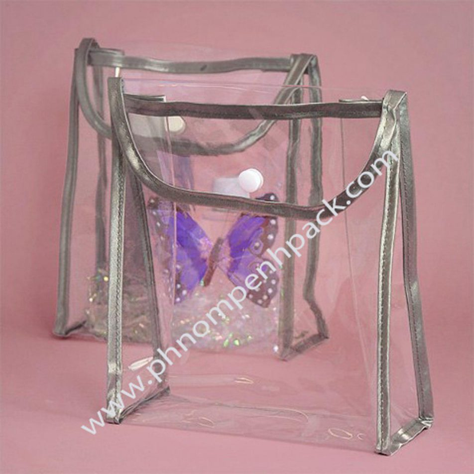 PVC Bag / Clear Plastic PVC Bag